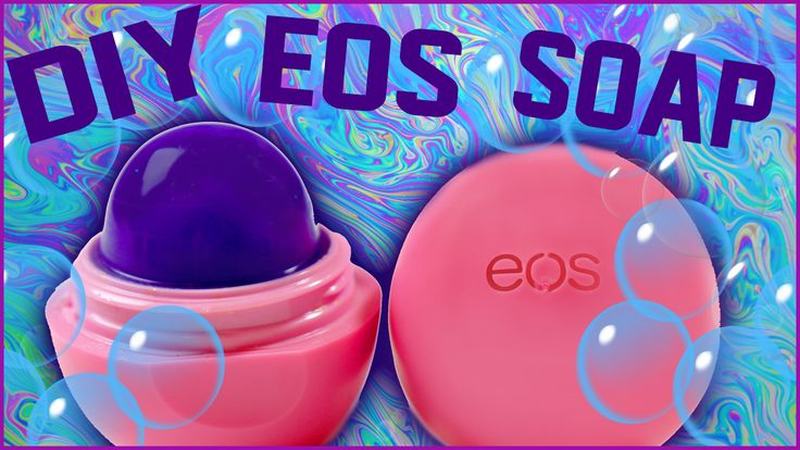NEW VID!! DIY EOS Soap! | Easily Make EOS Soap! | Perfect For School or Work! http://youtu.be/kquWyhzg2vI