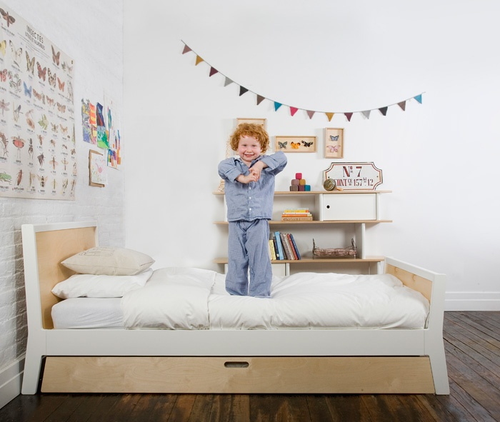 Oeuf Eco Friendly Modern Nursery and Children's Furniture
