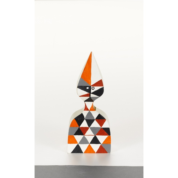 WOODEN DOLL NO12 BY ALEXANDER GIRARD