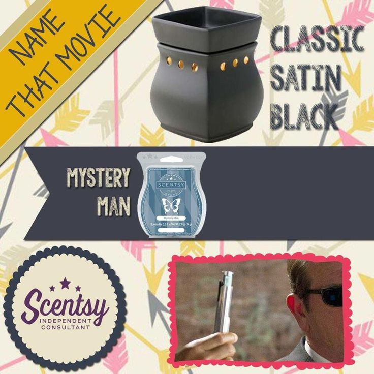 #Scentsy game. Guess the movie.