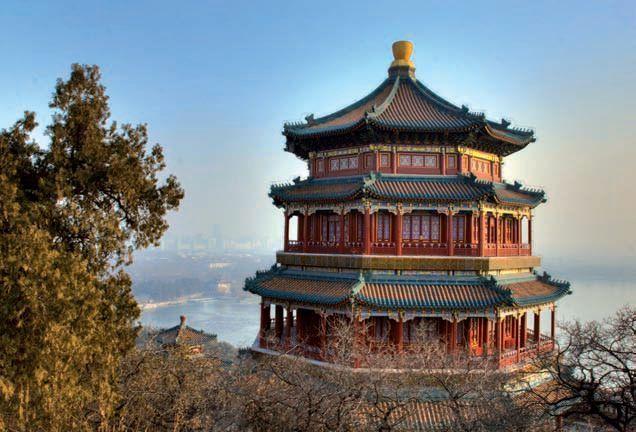 Palazzo d'estate  頤和園, Pechino 北京