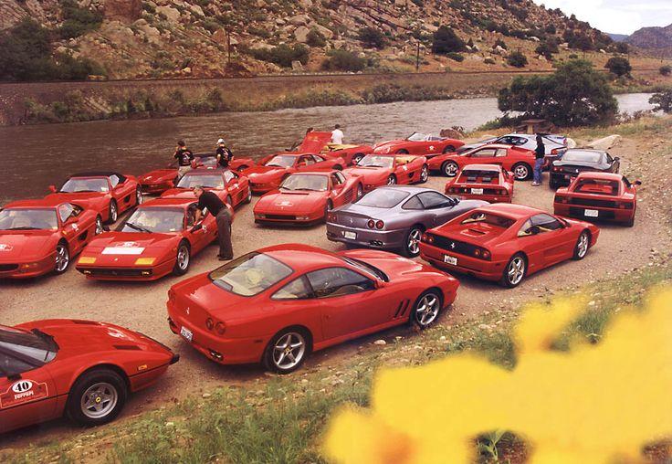 Ferrari rallye