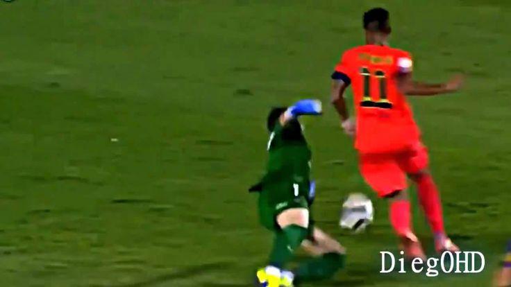 Lionel Messi Goals & Skills 2014 15  F C Barcelona