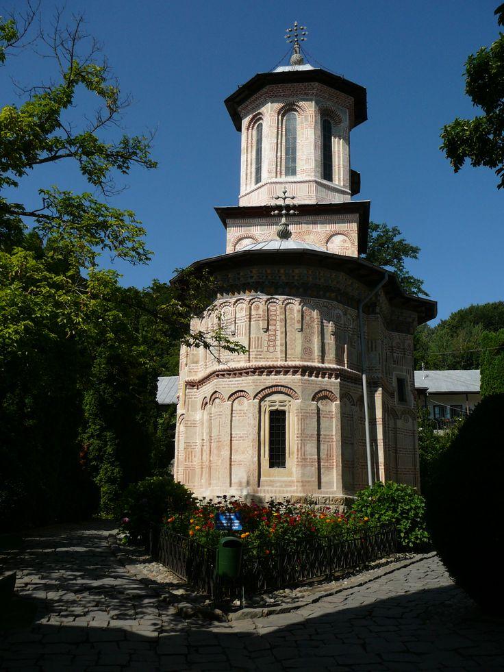 Manastirea Dintr-un Lemn - Biserica de Jos