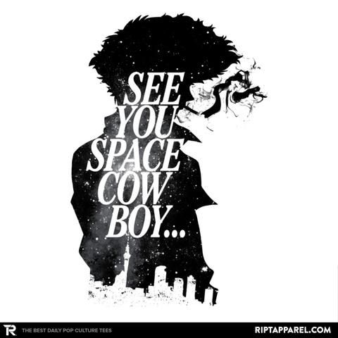 See You Space Cowboy Reprint - Collection Image - RIPT Apparel