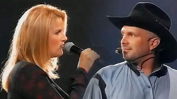 Country Music Lyrics - Quotes - Songs  - Garth Brooks and Trisha Yearwood - DUET - Where Your Road Leads (VIDEO) - Youtube Music Videos http://countryrebel.com/blogs/videos/16930171-garth-brooks-and-trisha-yearwood-duet-where-your-road-leads-video