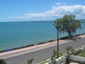 Hervey Bay Esplanade QLD Australia