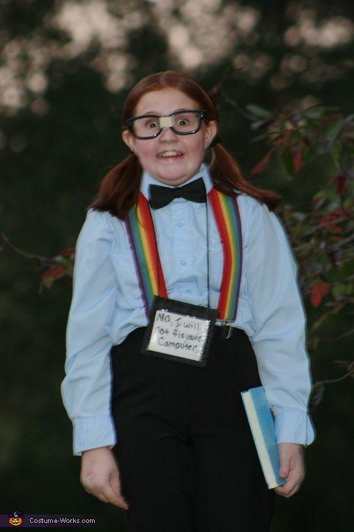 Best 25+ Nerd halloween costumes ideas on Pinterest | Nerd ...