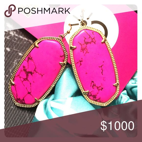 Kendra Scott Danielle earring NFS, color?? I got these and I can't find anyone selling this color stone except for one necklace on mercari. Can anyone confirm this color/collection for me? These aren't for sale for the time being Kendra Scott Jewelry Earrings