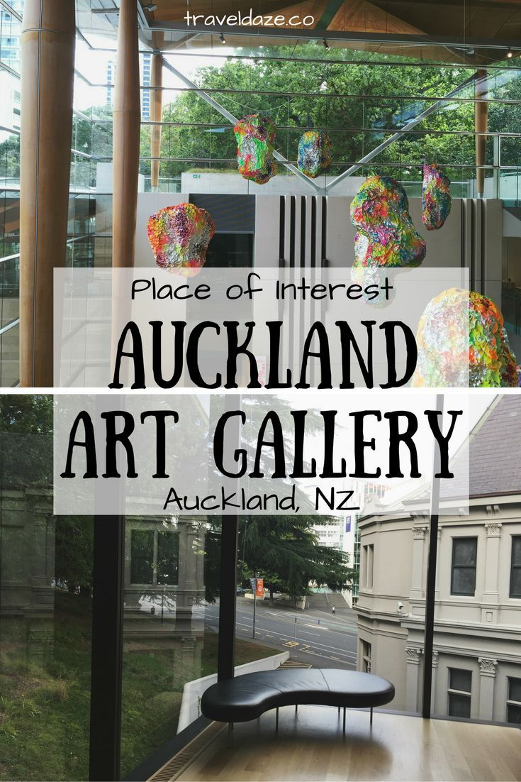 Place of Interest: Auckland Art Gallery