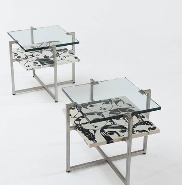 Ruben toledo ralph pucci coffee tables unusually cool for But table ruben