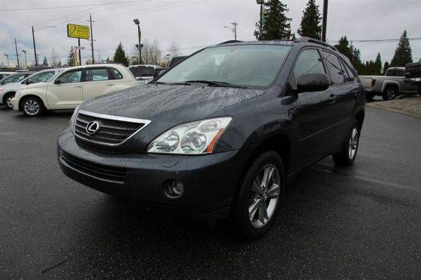 2006 *Lexus* *RX* *400h* 4WD *31 City MPG* Extra Clean