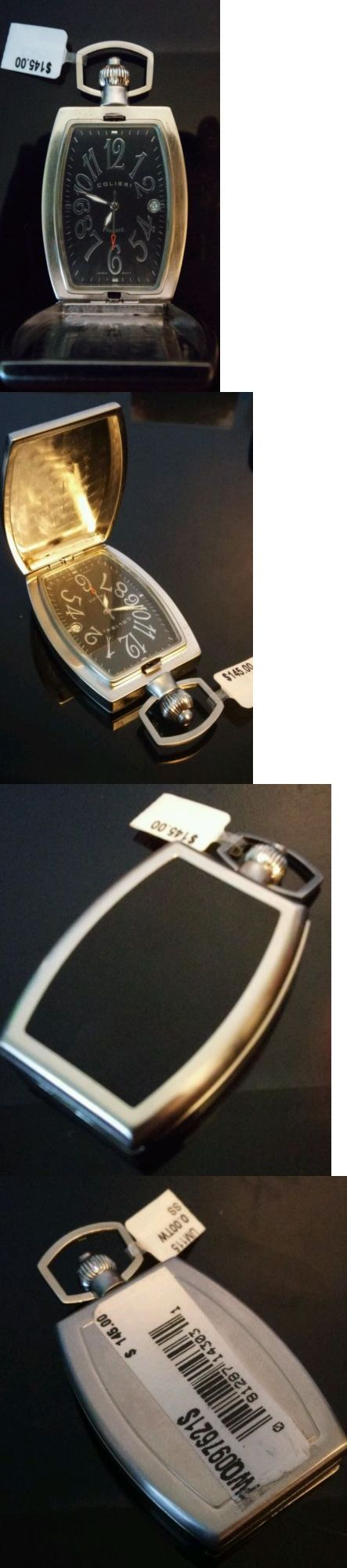 Modern 3938: New Colibri Pocket Watch BUY IT NOW ONLY: $70.0