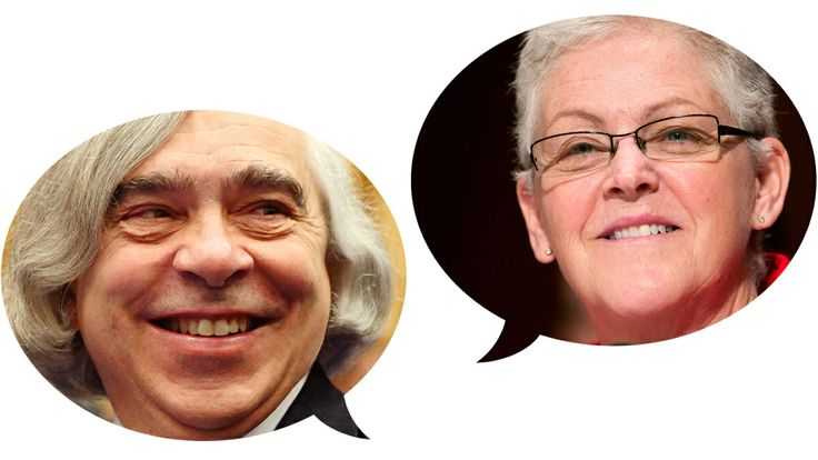 Watch our live chat with Ernest Moniz and Gina McCarthy