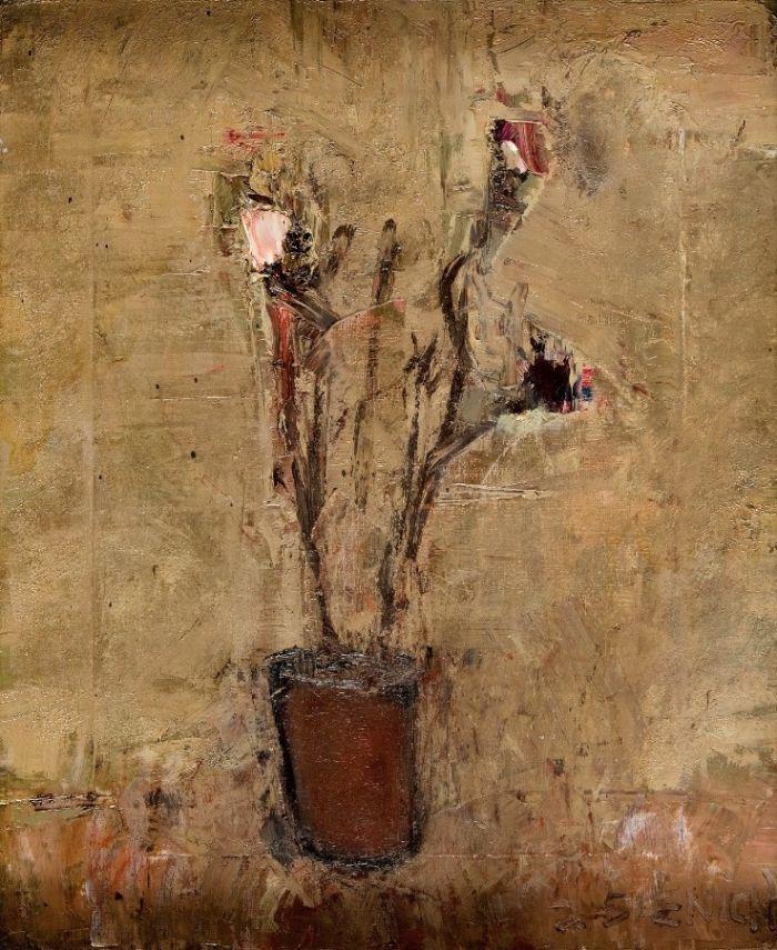 Jacek Sienicki - Suche róże, 1996
