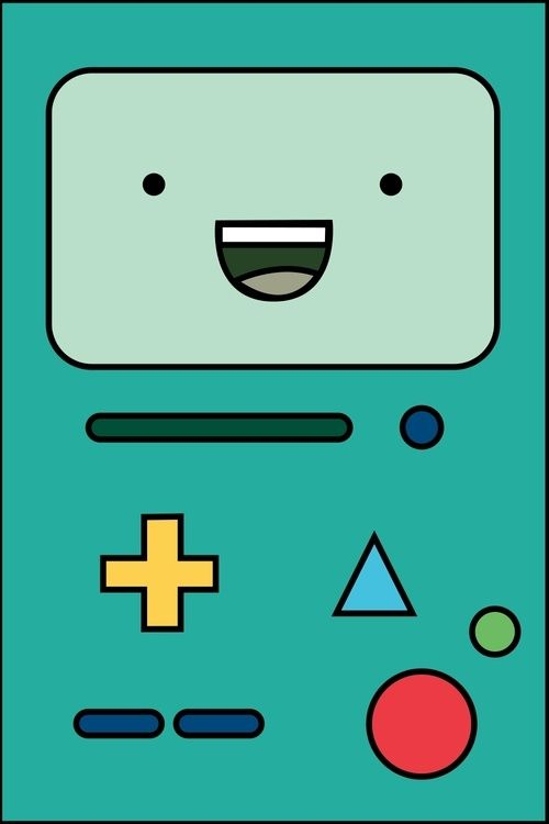 Adventure Time - BMO