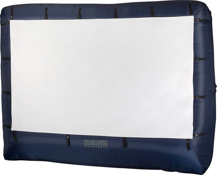 Airblown 39121-32 123 x 77-Inch Inflatable Movie Screen with Storage Bag #ArettSalesLG