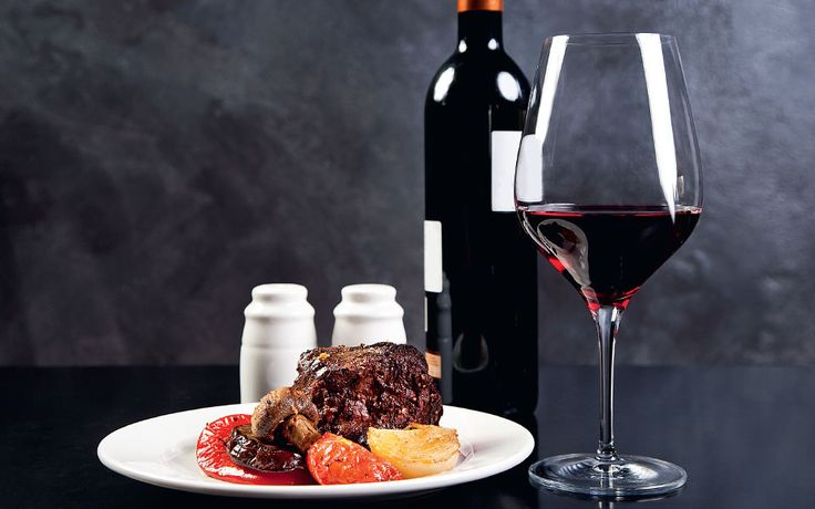 The Perfect Greek Wines to Pair with Meat