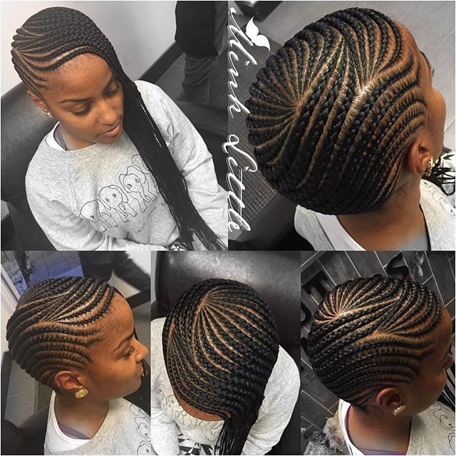 Pin By Ronda Renee On Cornrows Pinterest Hair Styles Braids And