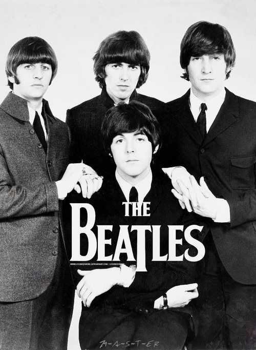 Whenever I start to feel lost, I surround myself with The Beatles and, suddenly, I find myself again.