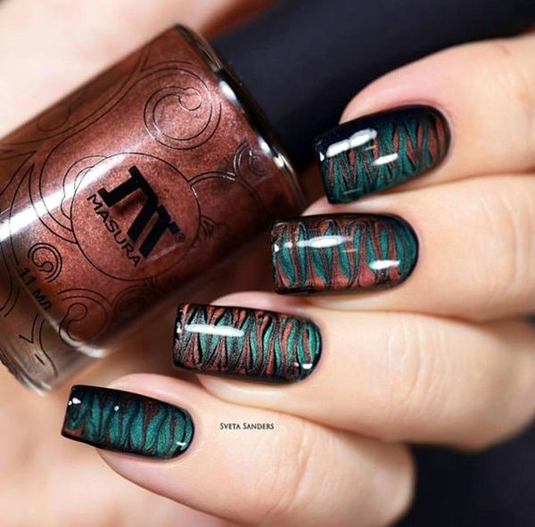 Best 25 new nail designs ideas on pinterest new nail designs 45 cute new year eve nail designs and ideas prinsesfo Choice Image