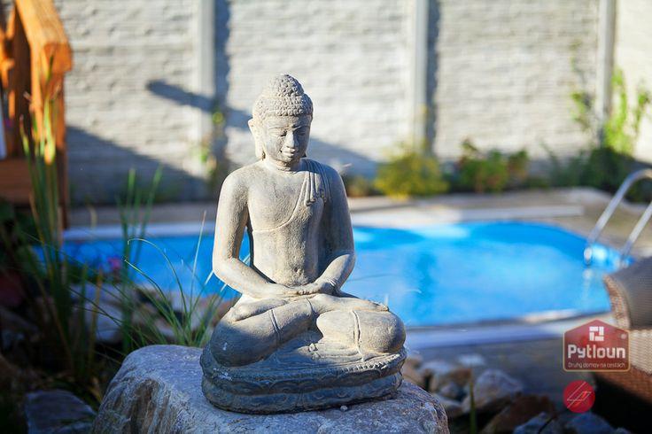 Venkovní část Luxury Island Spa | Wellness Liberec