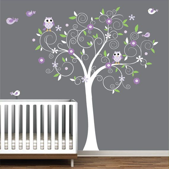 Kennedy's nursery wall decal!!!