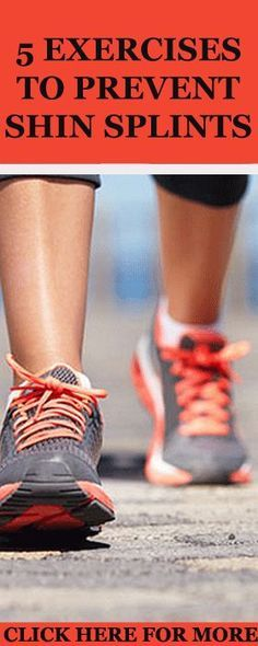 Yes you can stop & prevent shin splints with the right strength training routine. Here are the 5 five strength exercises you need to prevent this running injury: http://www.runnersblueprint.com/exercises-prevent-shin-splints-running/  #Running #Injury #Sh