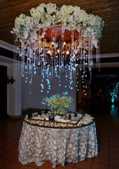 Decoracion de bodas los decoradores de honduras bodas for Decoracion de pared para quinceanera