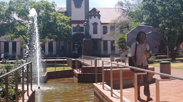 University of the Free State, Bloemfontein Campus, Main Building