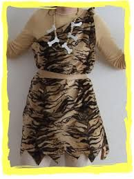 Resultado de imagen de patron disfraz cavernicola casero