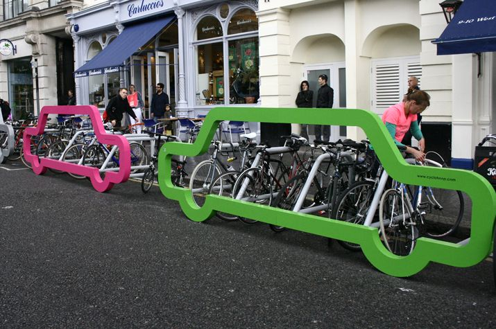not just cycle hoops....