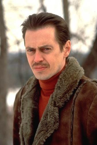"""Steve Buscemi in Fargo 1996. Movie's Opening Text: """"THIS IS A TRUE STORY. The events depicted in this film took place in Minnesota in 1987. At the request of the survivors, the names have been changed. Out of respect for the dead, the rest has been told exactly as it occurred."""""""