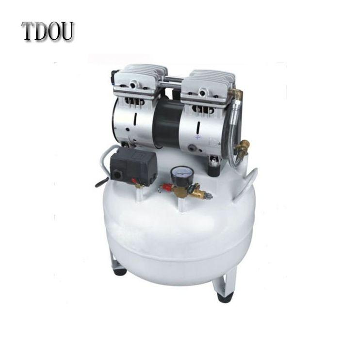 TDOUBEAUTY Air Compressor Motors Turbine Unit CX236-1 One Drive One 550W 110V/220V White Free Shipping to Europe