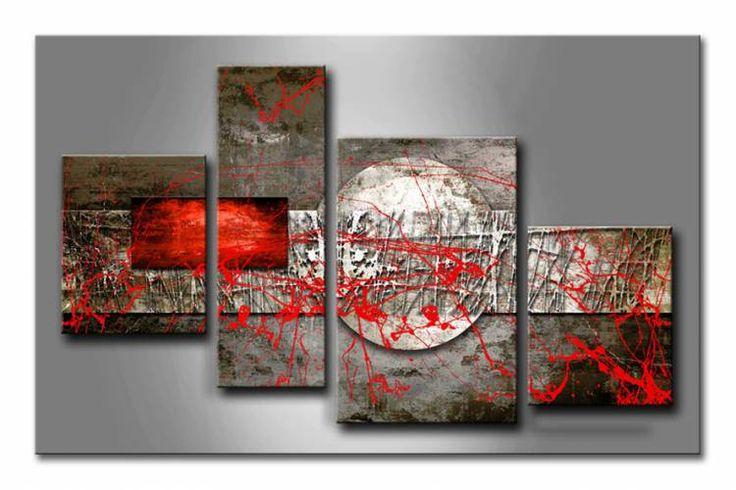 MH_025 / Cuadro luna roja