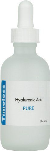 Hyaluronic Acid Serum 100% Pure - Timeless Skin Care