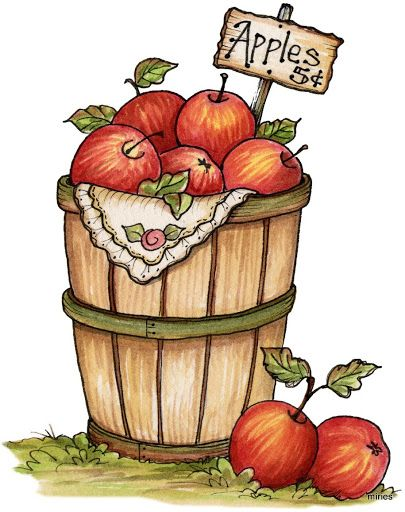 apples | Signs of Autumn | Pinterest