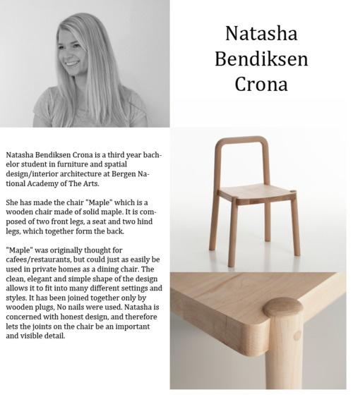 Natasha Bendiksen Crona