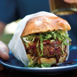 Juicy Turkey Burgers WilliamsSonoma