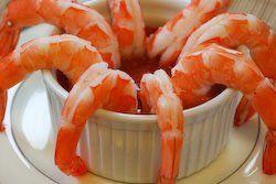 Shrimp Cocktail Recipe with Low-Sugar Cocktail Sauce | Recipe