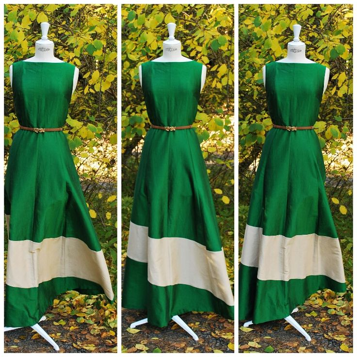 "In the wind. ""A Green for all the Green"" by Nymph Nouveau."