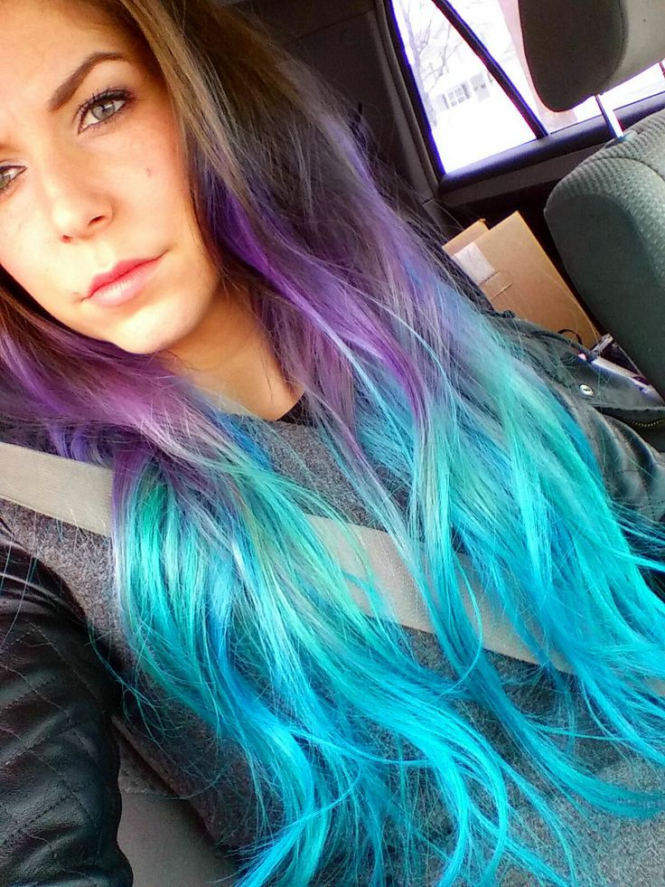 how to get purple hair dye out of hair