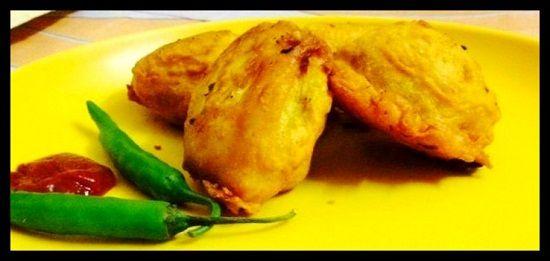 Anda Aloo Chop - Mera Wala Dabba