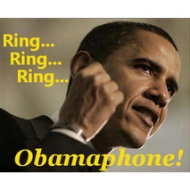 'Truth Team' rushes to throw 'Obama Phone' woman under bus >> You've all heard about Obama Phone Lady, right? Well, tonight, the Obama campaign rushed to throw her under the bus. Abandoned by her Savior.