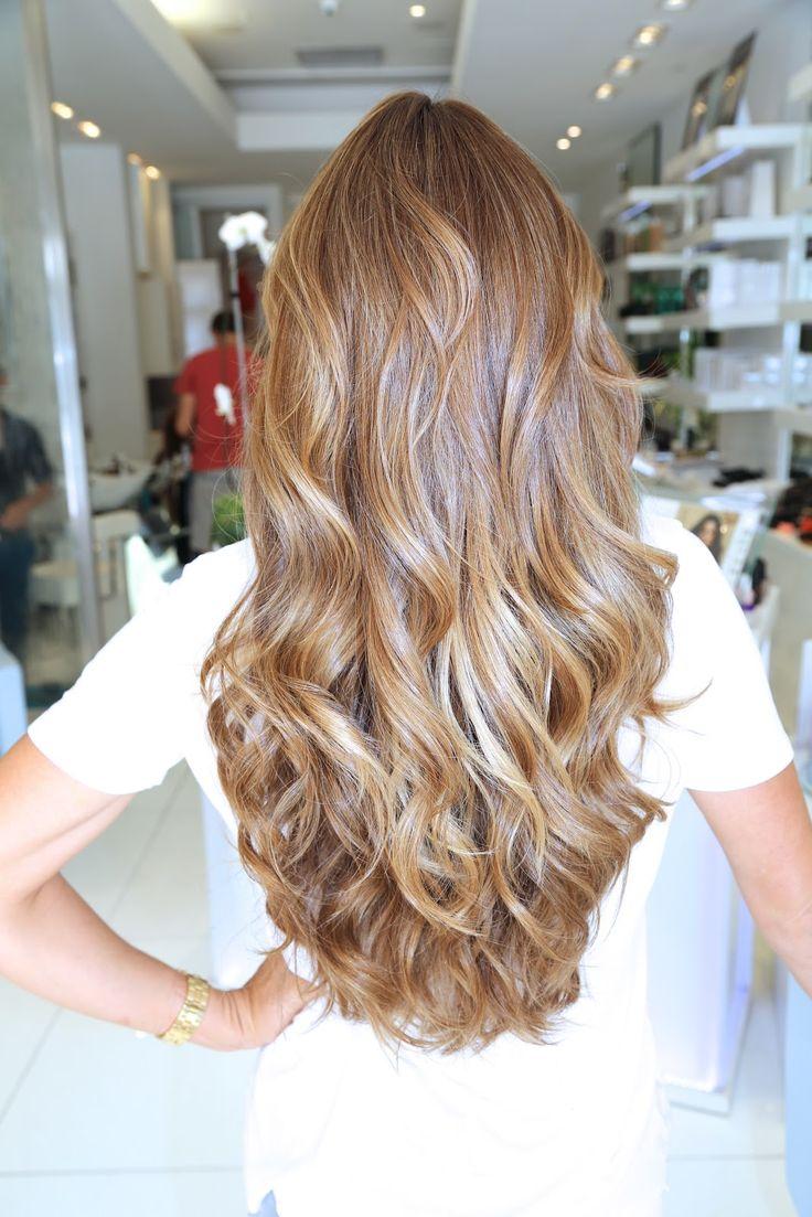 #Caramel #Blonde #Curls #Gorgeous