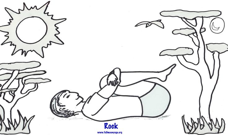 1000+ Images About Full Moon Yoga Coloring Pages On Pinterest
