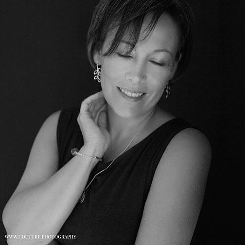 Julie Horwood: Thanks to Regina Akhankina Portrait Couture for the amazing experience. The '50 and Fabulous' project spoke to me in a deep way. At first I felt shy to share my portraits but that's more for me to examine in myself. Here's to aging gracefully!