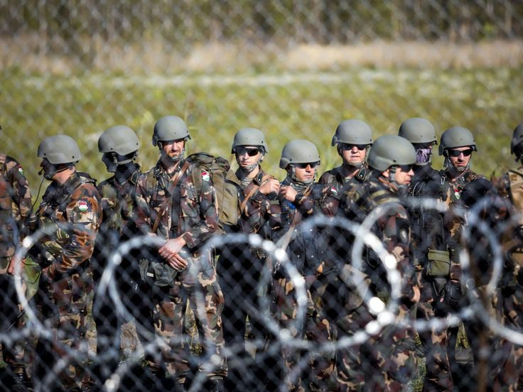 As Hungary tries to close its border to stop the arrival of thousands of asylum seekers, Europe's strategy for tackling the refugee crisis is falling apart.