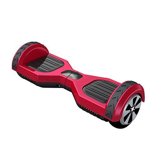 Freeman-F10-Patinete-electrico-de-250W-con-bateria-Samsung-con-certificado-UL2272-ruedas-de-65-color-Rojo