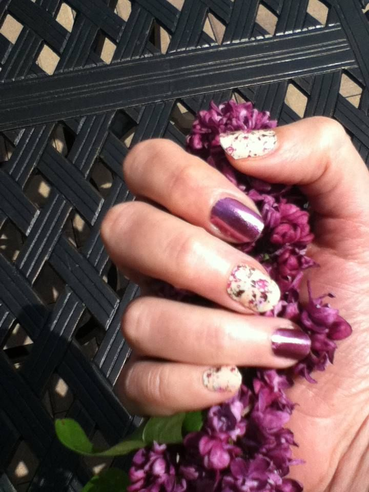 Sweet Symphony and Orchid Glimmer   Jamberry love   Pinterest